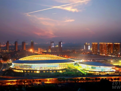 Wuhan Wuhuan Sports Center