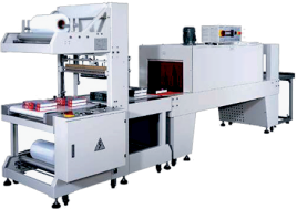 全自動袖口式封切收縮包裝機(直進料)BL-FSBX