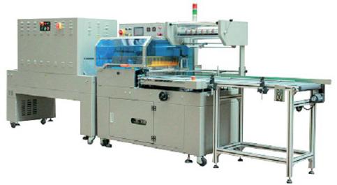 全自動L型封切收縮包裝機BL-FSZL