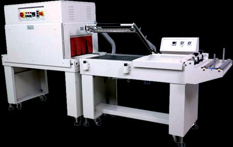 半自動封切收縮包裝機BL-FSBBZ