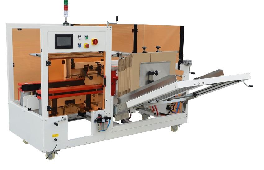 低速型紙箱成型封底機BL- K20TX