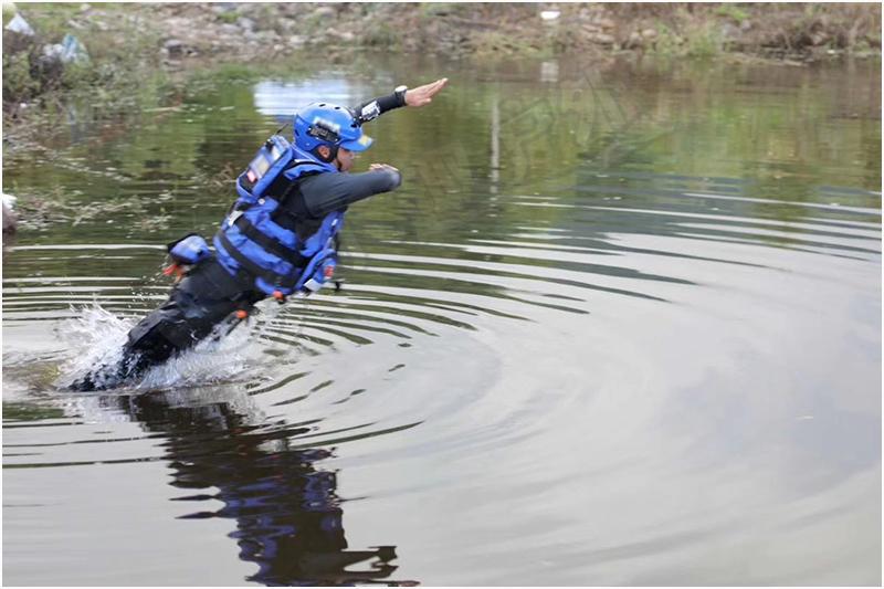 水趣新款救援救生衣