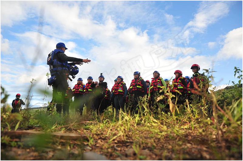 水趣水域救援装备