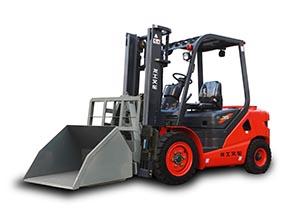 工程设备租赁用的铲车