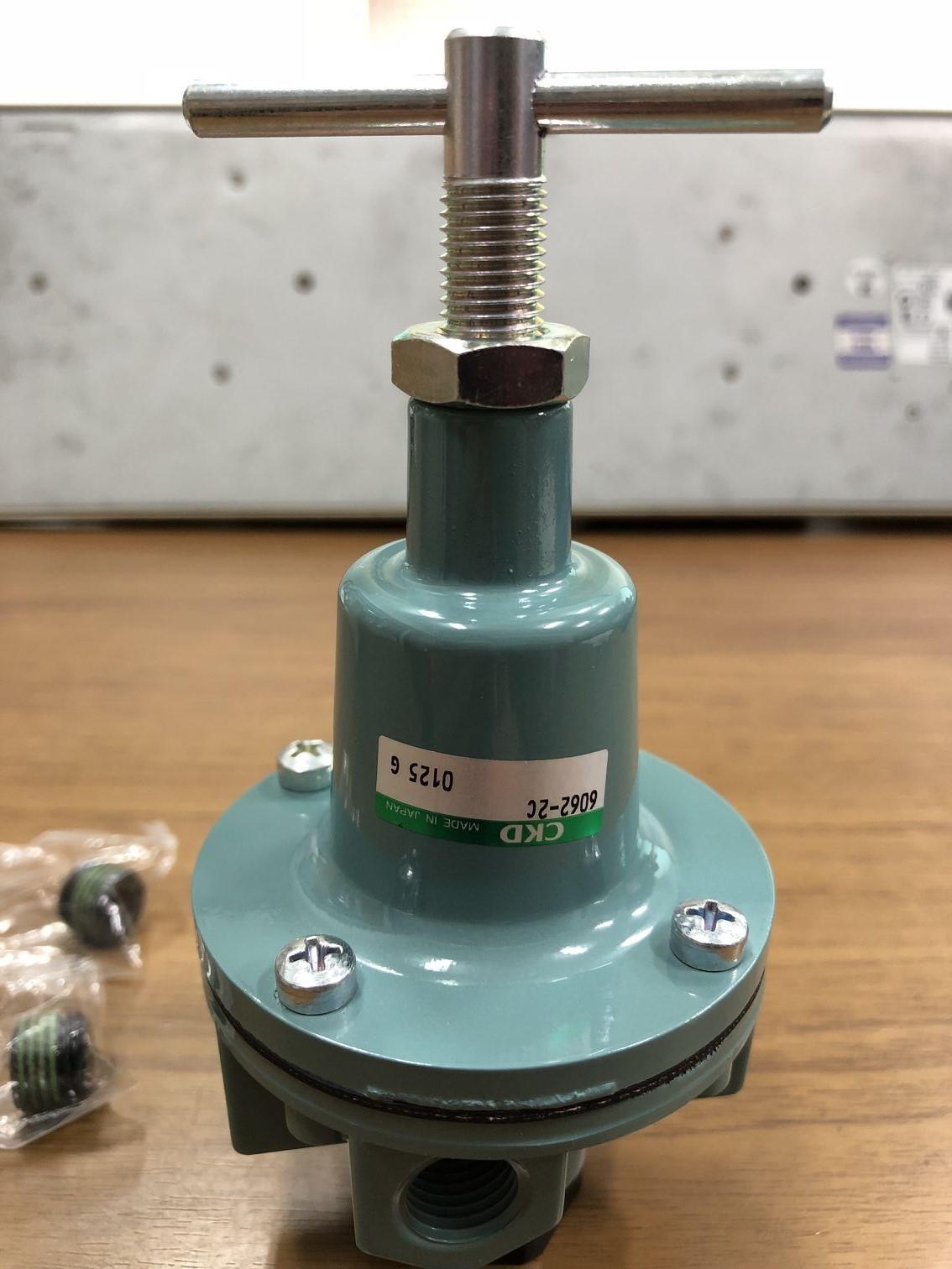 CKD气动元件安全阀6062-2C现货容调阀