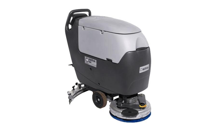 自动洗地机常识