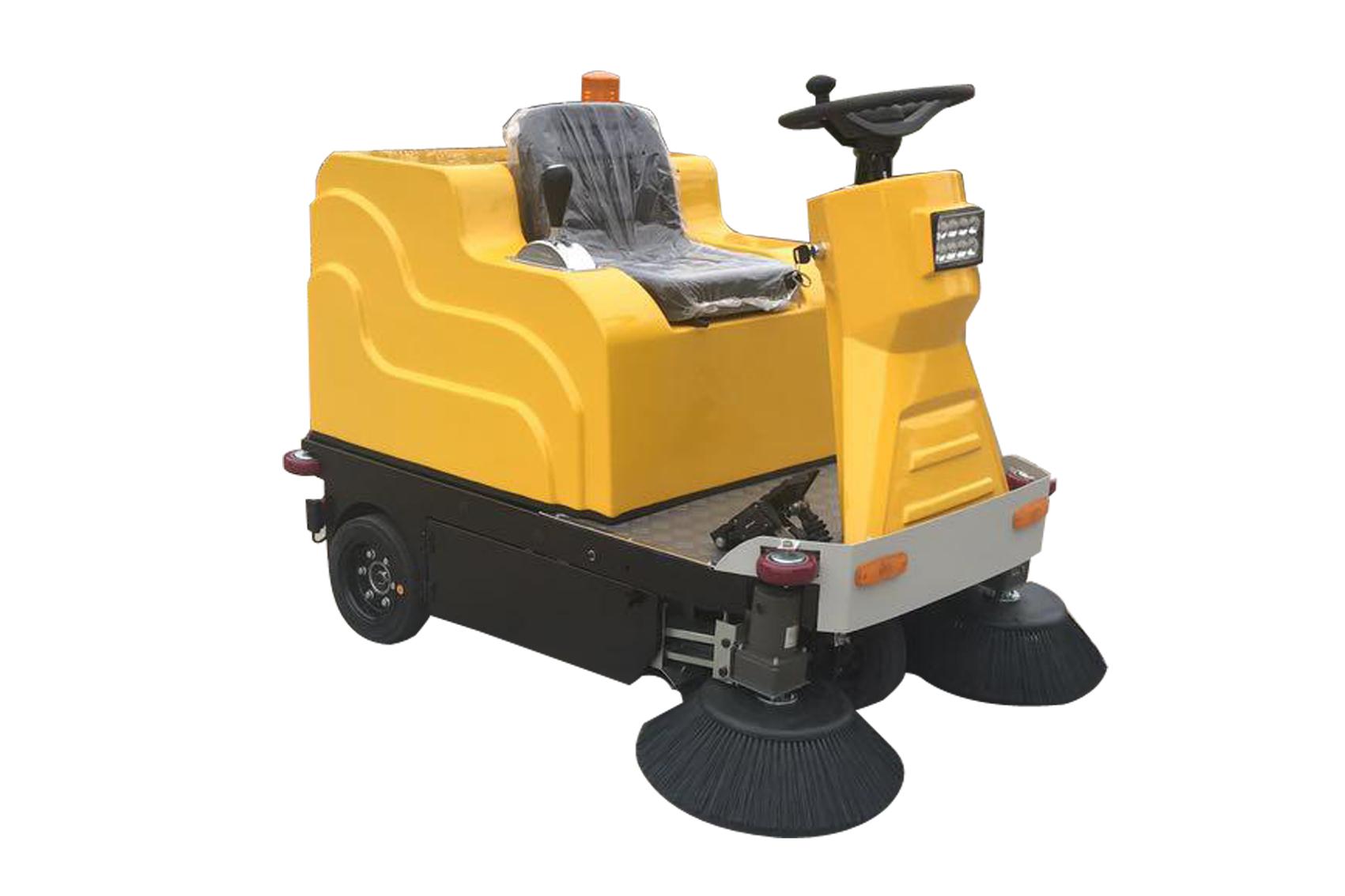 CW-1250S驾驶式扫地机