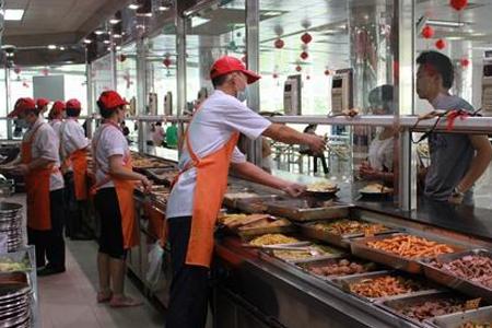 为何越来越多吉安企业选择食堂承包