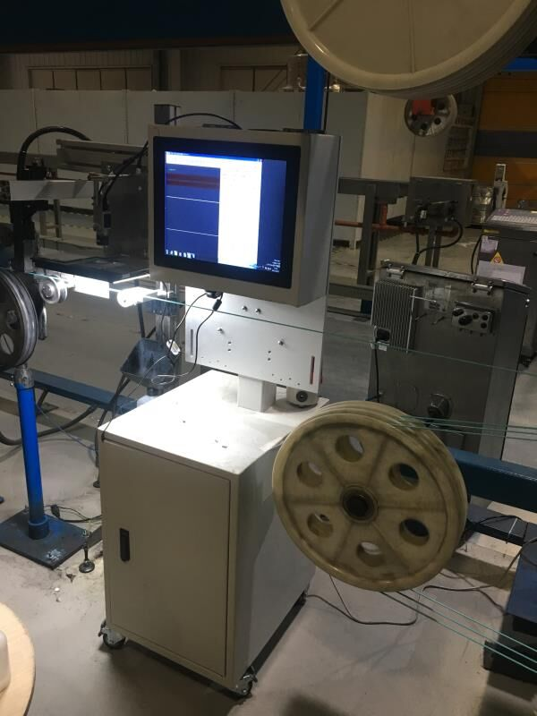LONGVIEW  ZC-ZF-120线缆检测设备线缆缺陷检测标准机