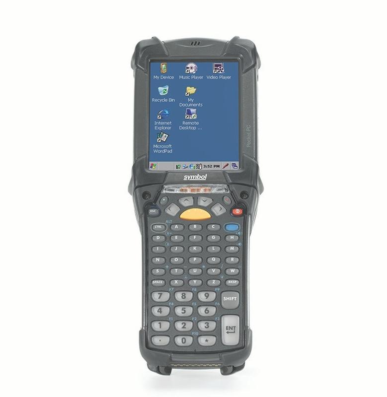 zebra斑马 MC9200 移动数据终端手持行业终端PDA