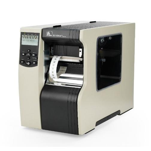 zebra斑马  R110XI4 高性能工业用打印机 条码标签打印机 RFID打印机