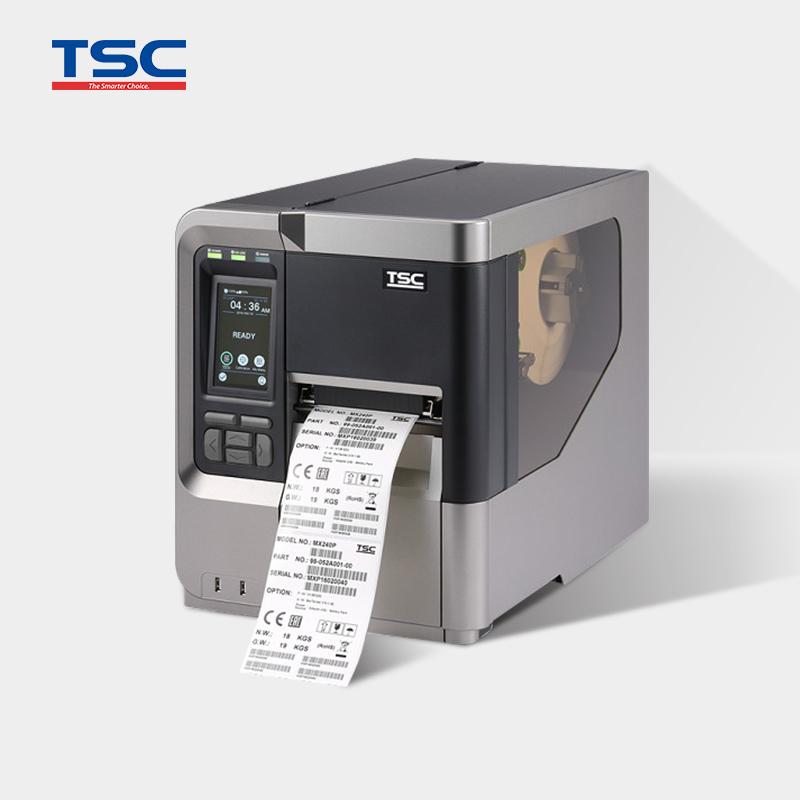 TSC工业标签打印机MX240P MX340P MX640P