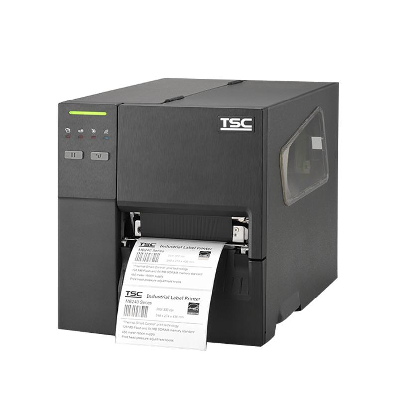 TSC MF2400/3400不干胶标签条码打印机