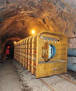 矿井领域气体检测