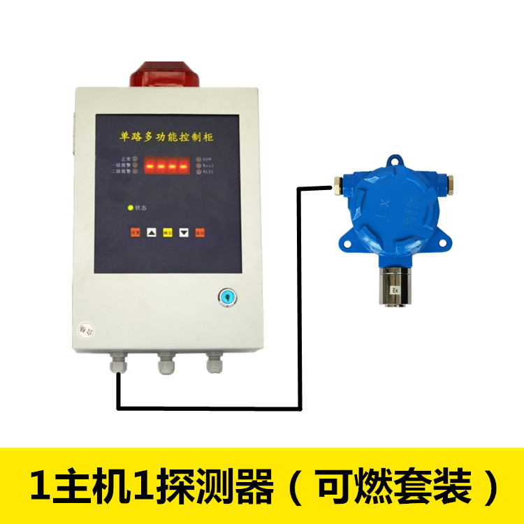 固定式一氧化碳气体报警器