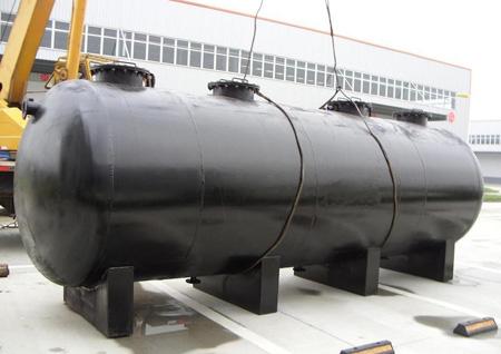 罐式一體化污水處理設備