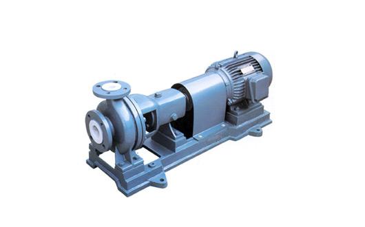 YFM-IHF型聚四氟乙烯衬里化工离心泵