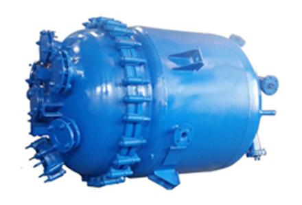 搪玻璃反应釜里冷凝器的控制装置是什么?