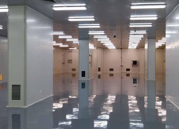 浩泽诺瑞与您分享洁净厂房在管理维护方面需要注意的问题