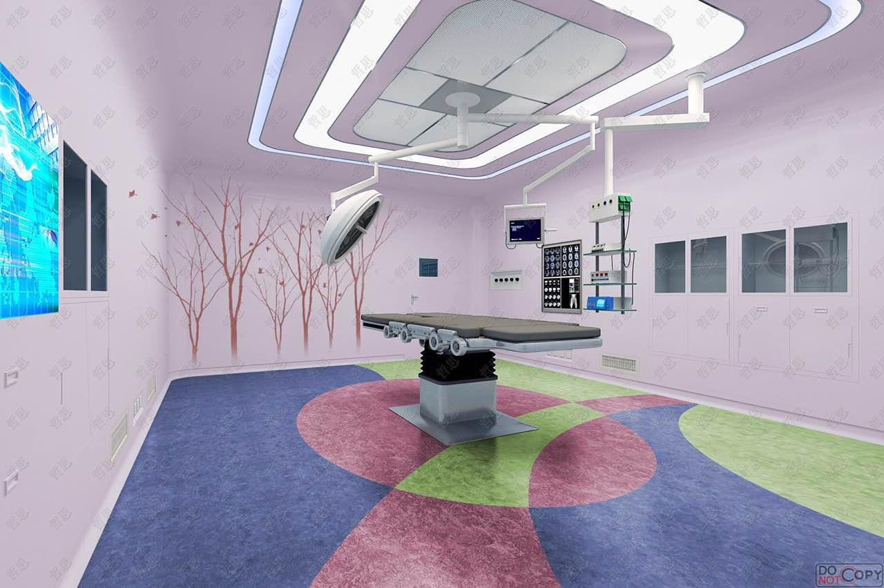 模块化手术室f