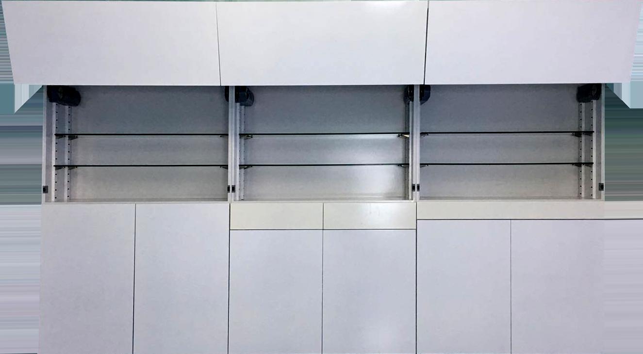 新型手术室内自动门麻醉柜、药品柜、器械柜