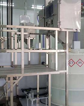 化学品配液系统
