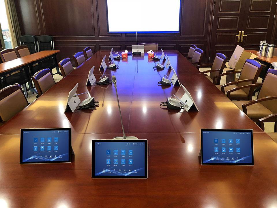 锐进无纸化会议系统成功上线-上海音乐学院