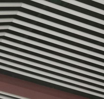 40#木纹铝制圆管