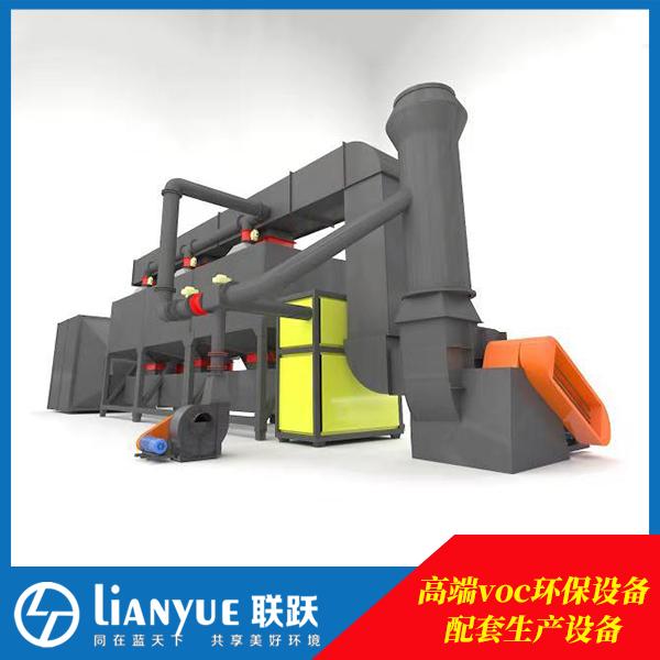 催化燃烧设备催化剂的作用下是净化碳氢化合物等有机废气有效手段
