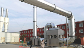 VOC废气治理推荐中山联跃通风设备