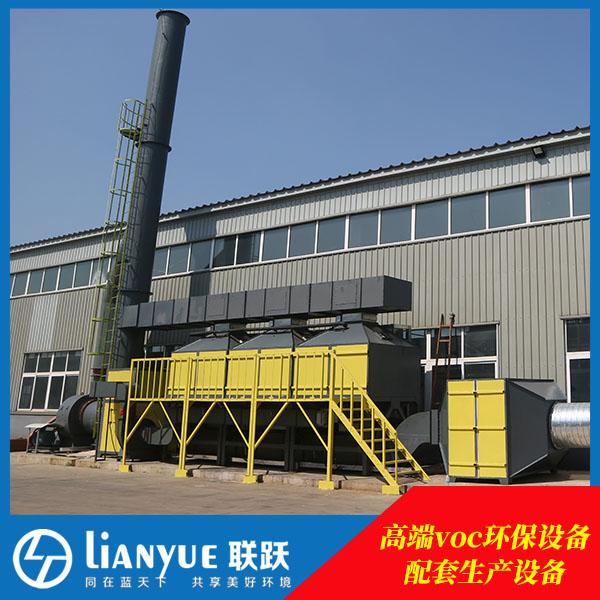 废气处理之催化燃烧设备在注塑加工业的应用