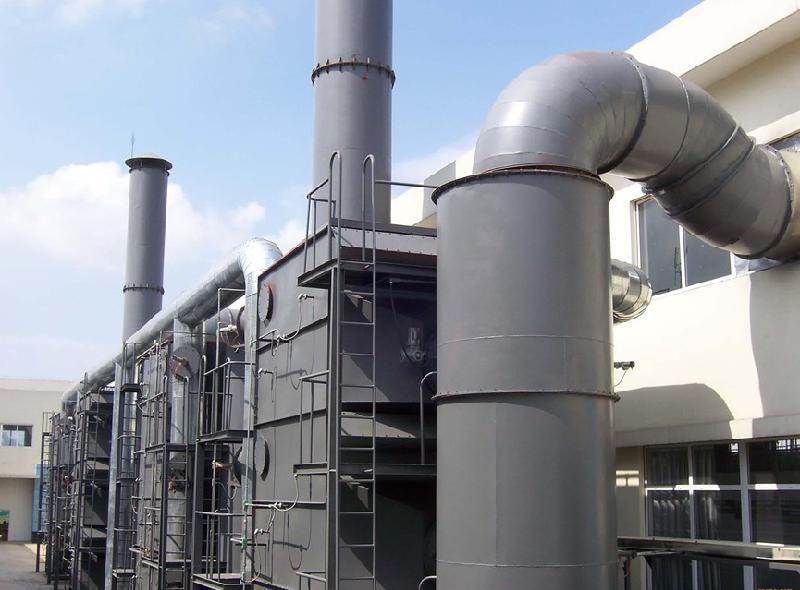关于环保设备中的废气处理设备治理工程你了解多少?
