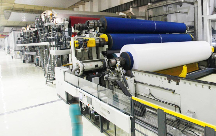 造纸厂废气处理