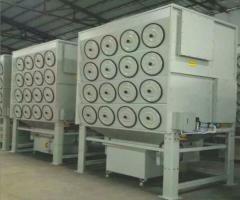 环保通风设备厂家-布袋除尘器的优缺点