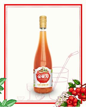 680mL发酵山楂醋饮料