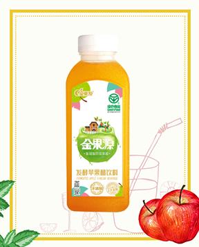 330mL发酵苹果醋饮料