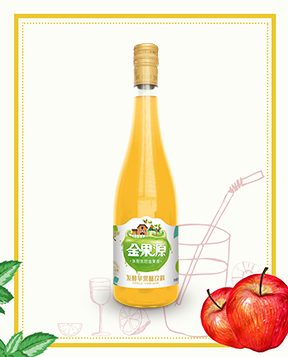 680mL发酵苹果醋饮料