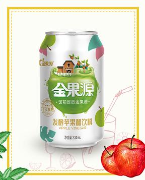 310mL发酵苹果醋饮料
