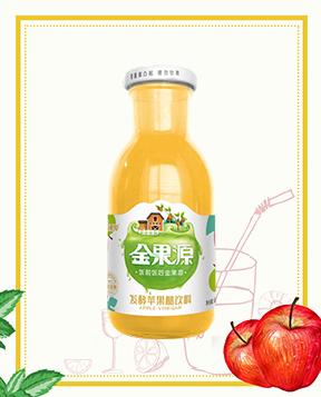 260mL发酵苹果醋饮料