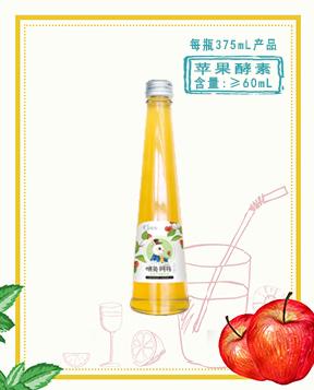375mL發酵蘋果醋飲料