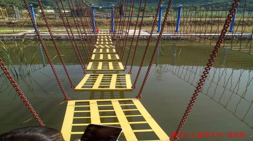 水上趣桥系列