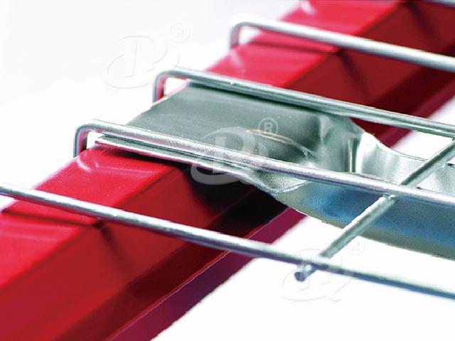 折弯带扁平槽丝网货盘