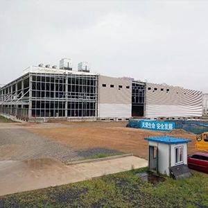贵州清镇体育训练基地综合训练馆(体操部分)屋顶维修