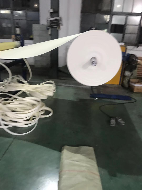 白色PE泡棉卷材