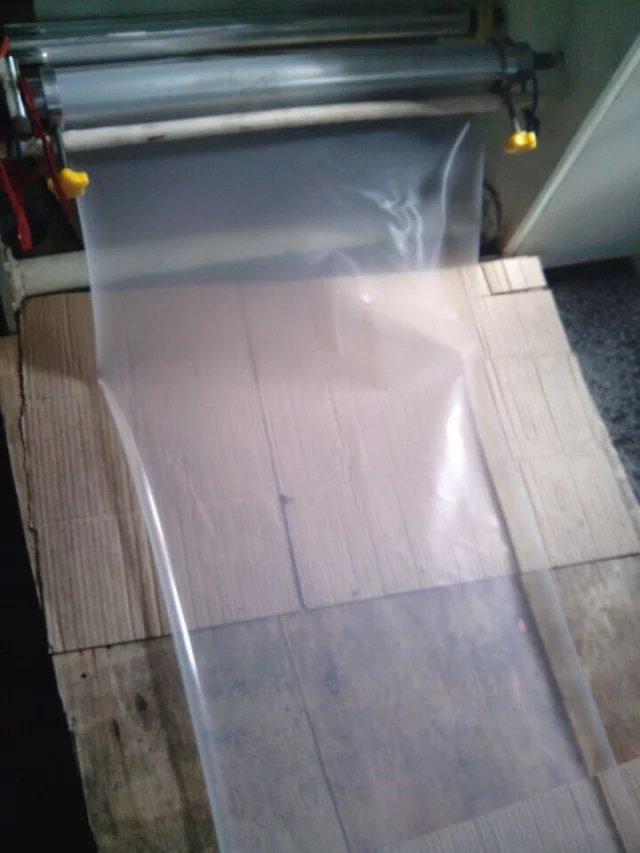 半透明硅胶卷材