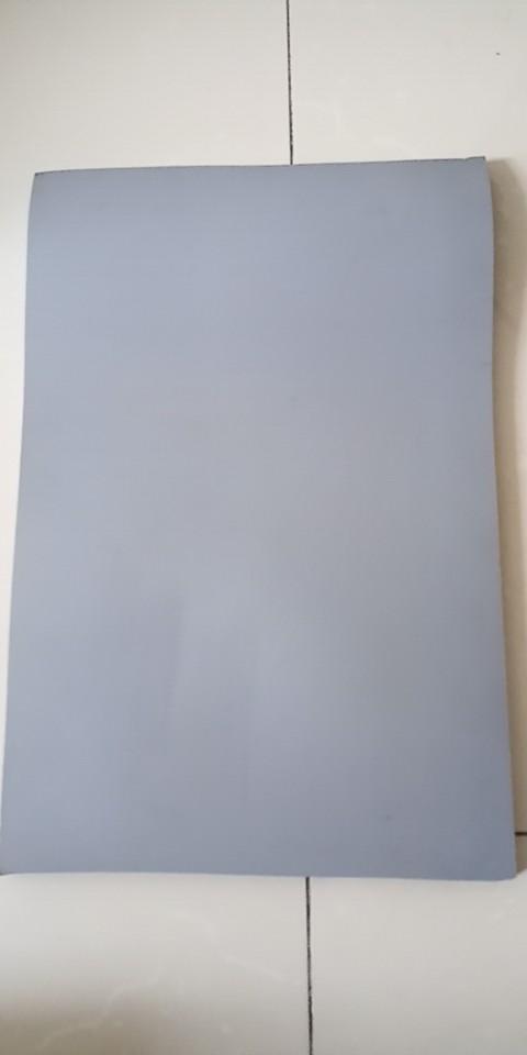 灰色硅胶发泡