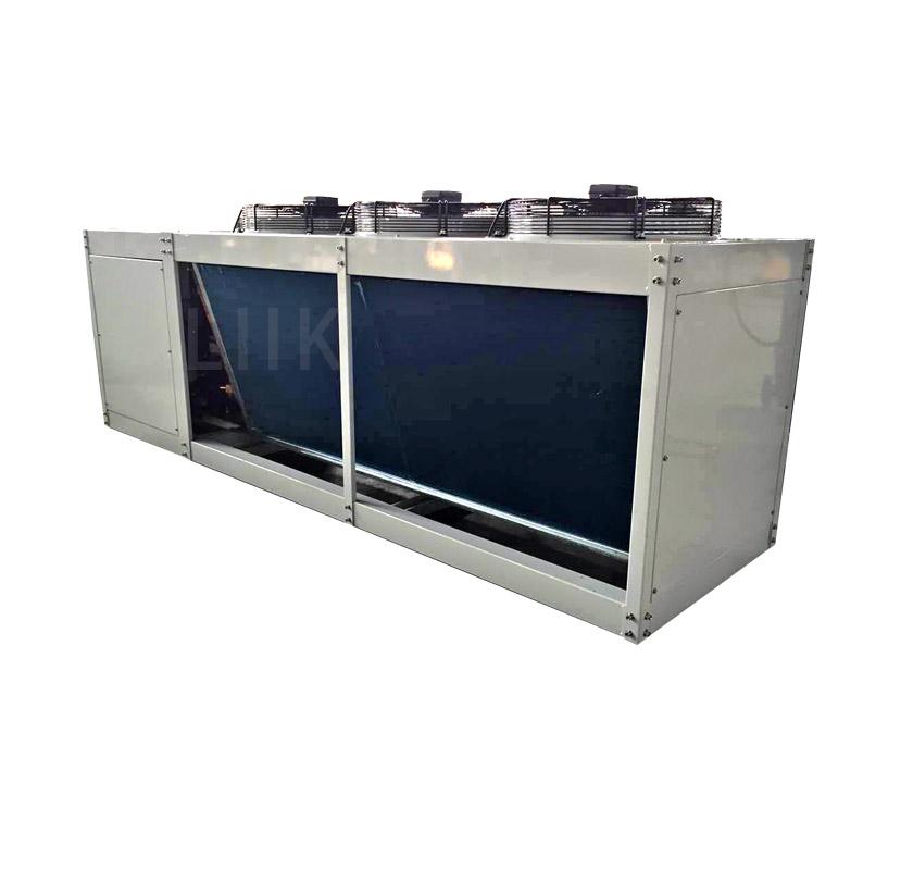 落地式V型箱式制冷机组