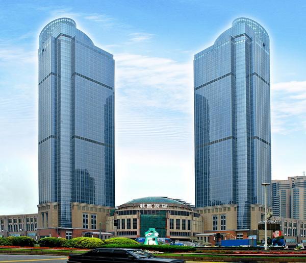 恒隆港汇广场二期办公楼出租
