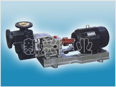 FPZ增强聚丙烯、FVZ聚偏二氟乙烯耐腐蚀自吸泵