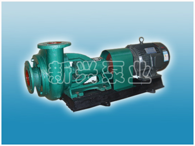 WG、WGF、WD、WDF型污水泵